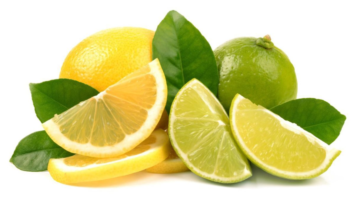 Lemons and Limes May Improve Your Health