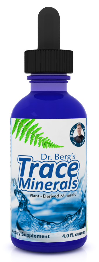 70 Trace Minerals To Boost Your Health!